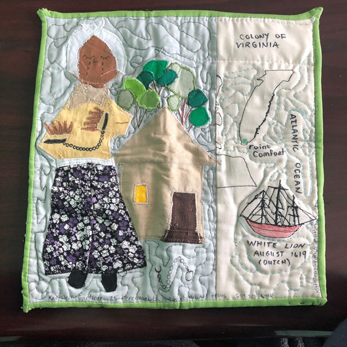 National Quilting Challenge